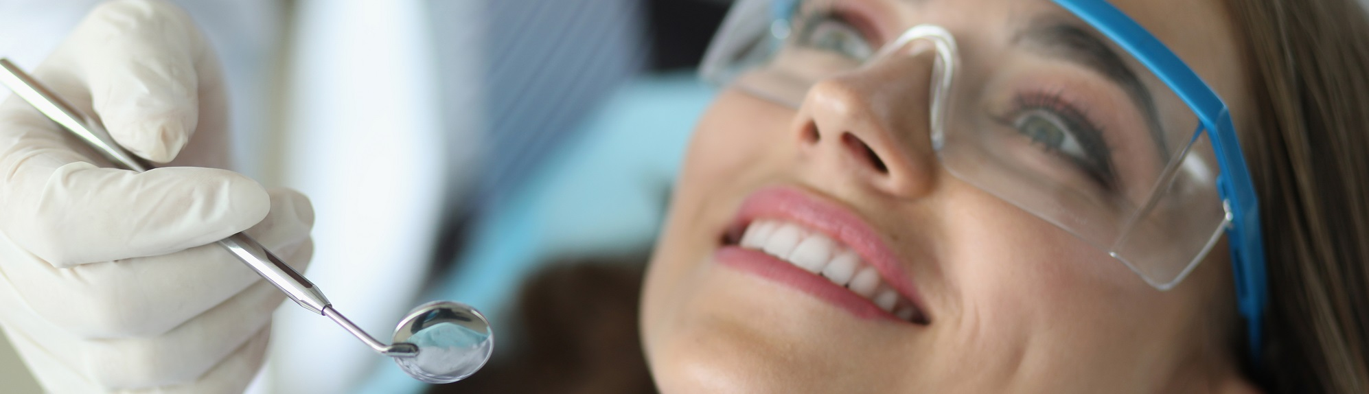 dentist-hold-hand-mirror-ready-examine-female-patient